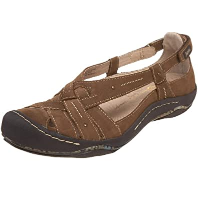Jambu Women S Scorpio Flat Brown 5 M Us Amazon Com