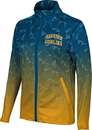 ProSphere Women's Harrison High School Maya Full Zip Jacket (Medium) (Goblin Outfit)
