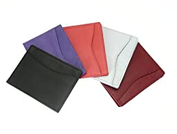 Genuine Leather Travel Pass / Oyster / Credit Card Holder Wallet - Color C - Please note price is for one card holder
