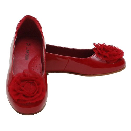 Red Dress Shoes For Toddlers