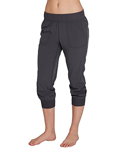 Calvin Klein Performance Commuter Active Pants, S, Charcoal