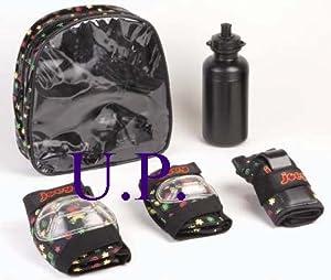 Hudora Joey Kinder Protektoren Set Protektor 8 tlg Inline Skate Inliner