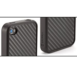 iPhone 4 & 4S - Griffin Elan Form Graphite Case (AT&T, Verizon & Sprint) Bulk Packaging