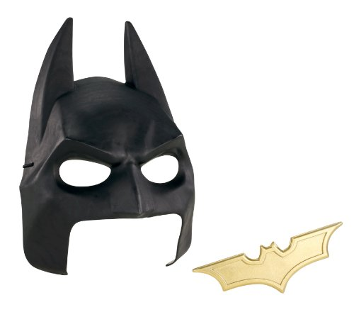 Batman The Dark Knight Rises Cowl and Batarang Role Playset (Dark Knight Cowl compare prices)