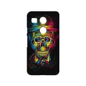 BLUEDIO Designer 3D Printed Back case cover for LG Nexus 5X - G4067