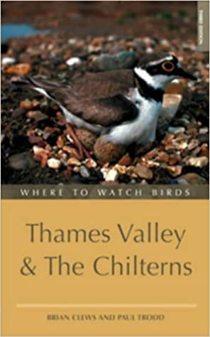 Where to Watch Birds in Thames Valley and the Chilterns