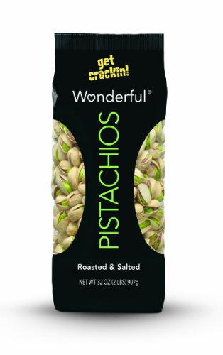 Wonderful Pistachios, 32-Ounce Bag