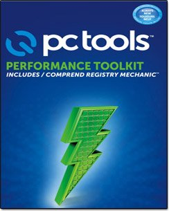 PC Tools Performance Toolkit 2012 w/Registry Mechanic