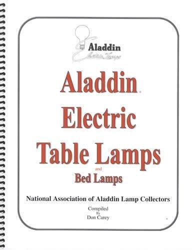 Aladdin Electric Table Lamps and Bed Lamps by Don Carey (2006-08-02)