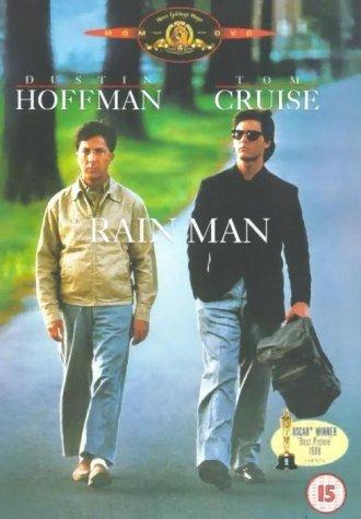 Rain Man [DVD] [1989] by Dustin Hoffman