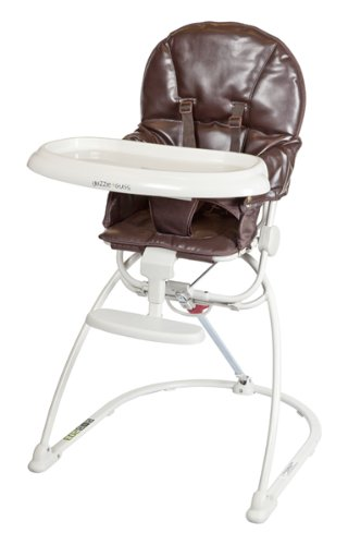guzzie+Guss G+G203 Reclining High Chair, Chocolate
