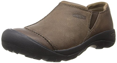 KEEN Men's Austin Slip-On Loafer,Cascade Brown,11 M US