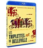 The Triplets of Belleville [Blu-ray] [Blu-ray] (2011) Sylvain Chomet