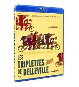The Triplets of Belleville [Blu-ray] [Blu-ray] (2011) Sylvain Chomet