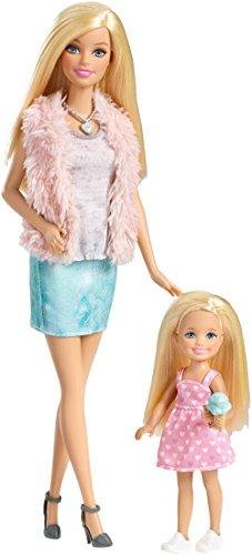 Barbie Sisters Chelsea Doll 2 Pack