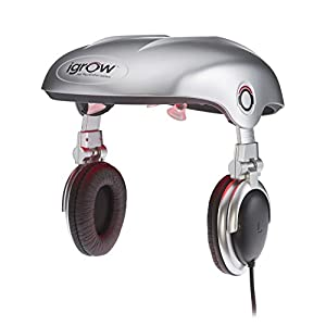 iGrow Hands-Free Laser LED Light Therapy Hair Regrowth Rejuvenation System