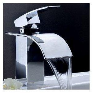 waterfall bathroom basin mixer tap kitchen home
