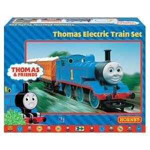 Hornby Thomas & Friends R9071 Thomas Set 00 Gauge  Train Sets