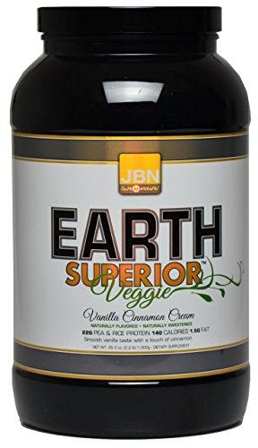 Poudre de protéine de Vegan de JBN terre