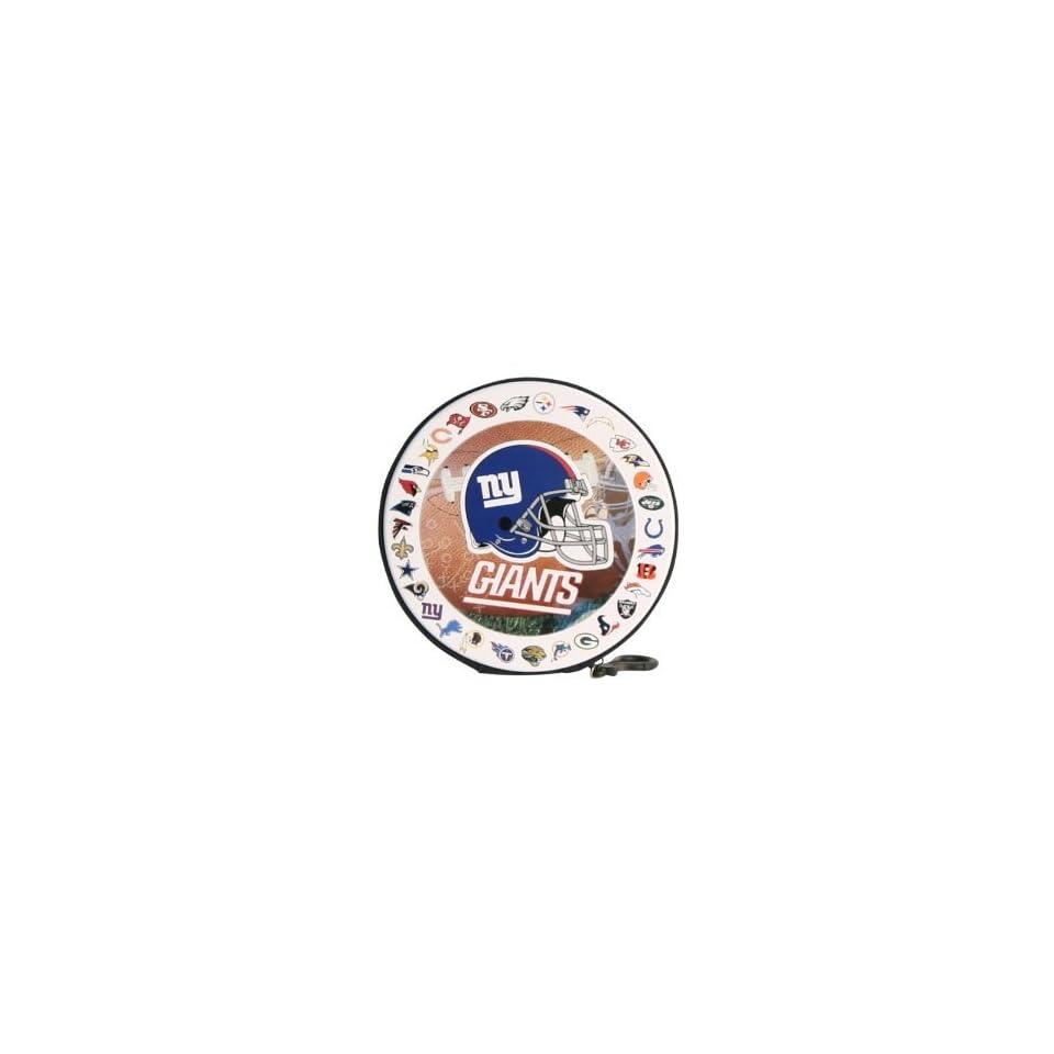 41d9a3a44 New York Giants NFL Team Logos CD   DVD Case Holder on PopScreen