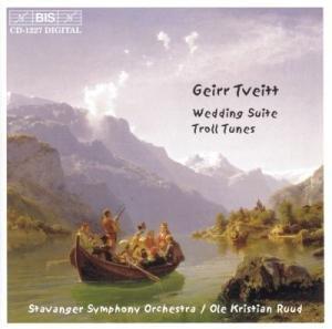 Tveitt - Orchestral Works by Bis