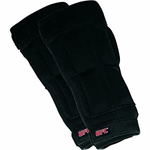 Gungfu UFC Official MMA 1.5LB Weighted Forearm Sleeves - Black at Sears.com