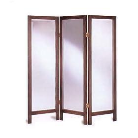 Tri fold room divider private for Tri fold privacy screen