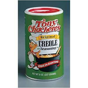 marketing tony chachere s original creole seasoning Tony chacheres original creole seasoning - 50 lb the original product that created the creole seasoning category an extraordinary blend of flavorful spices prized by cooks everywhere.