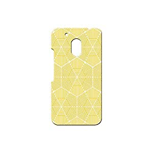 G-STAR Designer Printed Back Case / Back Cover for Motorola Moto G4 Plus (Multicolour)