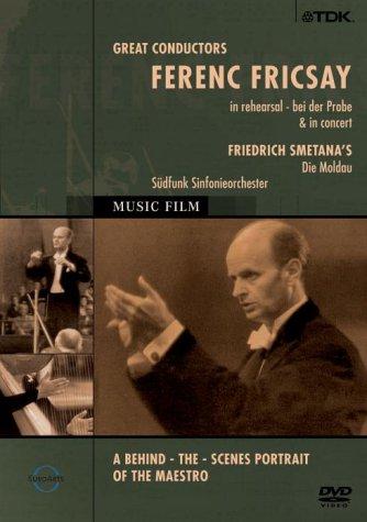 Smetana - Great Conductors: Ferenc Fricsay [DVD] [2011] [Region 1] [NTSC]