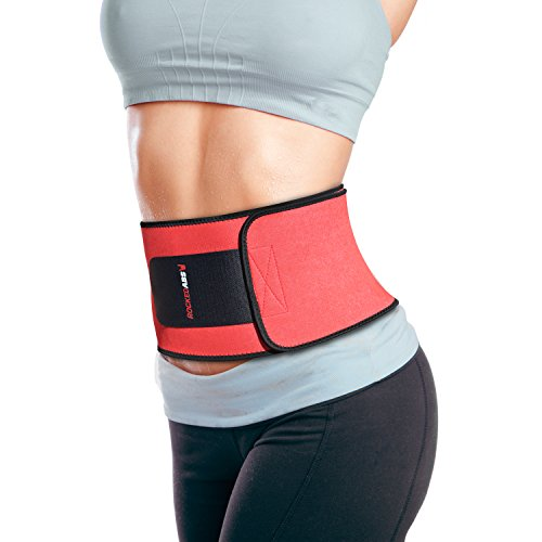b1e87fd755  1 Workout Waist Trimmer Belt for Men and Women - Pro Fitness Trainer  Quality -