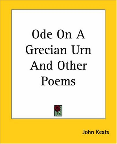 Ode on a Grecian Urn Free Book Notes, Summaries, Cliff Notes and Analysis