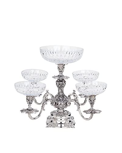 Reed & Barton 5-Light Victorian Epergne