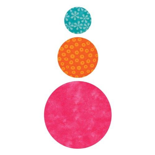 Accuquilt Go! Fabric Cutting Dies; Circles front-576289