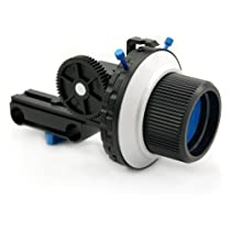 Follow Focus Finder F3 for 15mm Rod Support DSLR (F3 With Two Hard Stops)