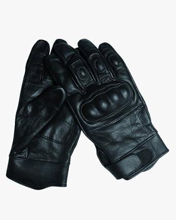 Mil-Tec - Gants -  Homme Noir Noir noir Noir x-large