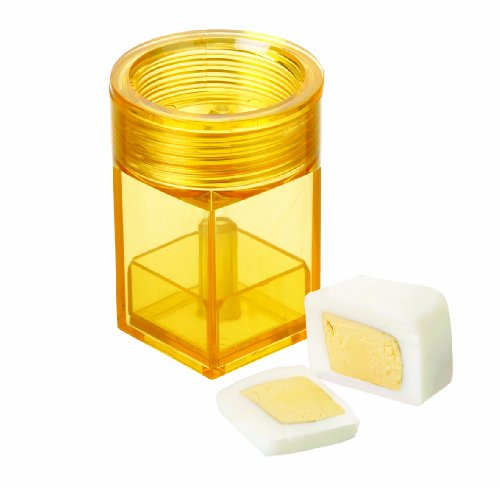 Yellow Egg Cuber Cutting Tool