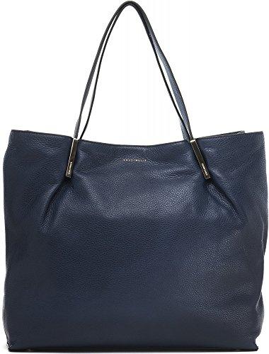 COCCINELLE-Damen-Handtaschen-Shopper-Henkeltaschen-Schultertaschen-Leder-37-x-33-x-14-cm-B-x-H-x-T