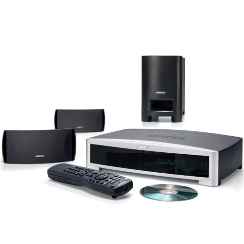 home theater system review bose 3 2 1 gs series ii dvd home entertainment system dvd surround. Black Bedroom Furniture Sets. Home Design Ideas