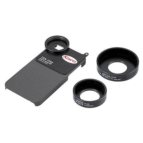 Kowa Tsn-Ip4S Digiscoping Photo Adapter For Iphone 4/4S, Black