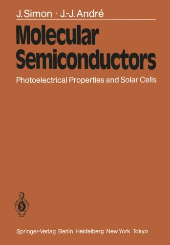 Molecular Semiconductors: Photoelectrical Properties and Solar Cells