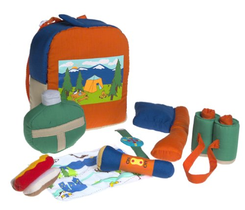 Outdoor Camping Backpack Fabric Play Set, 8 Piece Pretend Play Set - Buy Outdoor Camping Backpack Fabric Play Set, 8 Piece Pretend Play Set - Purchase Outdoor Camping Backpack Fabric Play Set, 8 Piece Pretend Play Set (Imaginarium, Toys & Games,Categories,Pretend Play & Dress-up,Sets,Construction Tools)