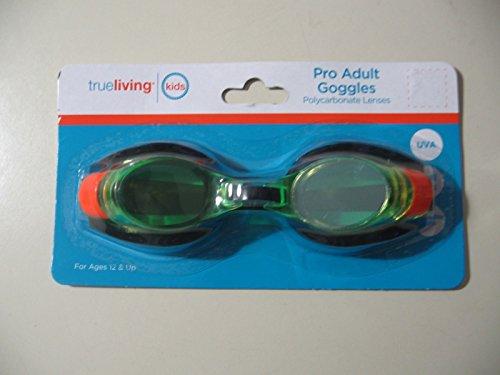 Pro Adult Goggles Green Lens - 1