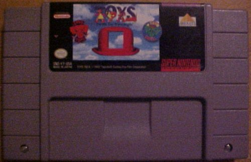 Toys: Let the Toy Wars Begin-Super Nintendo Game