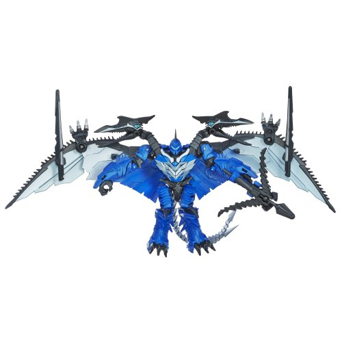 Transformers Age of Extinction Generations Deluxe Class Strafe Figure - 1