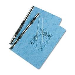 ACCO 54042 Pressboard Hanging Data Binder, 14-7/8 x 8-1/2, Light Blue