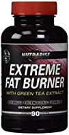 Extreme Thermogenic Fat Burner Weight…