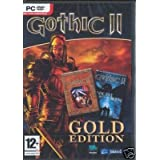 Gothic 2 Gold Edition - Gothic II & Night Of The Raven (PC)by JoWood