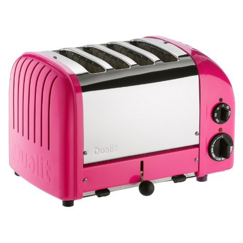Dualit Classic 4-Slice Toaster pe9500 9500wt toaster household automatic multifunction toaster ice cream