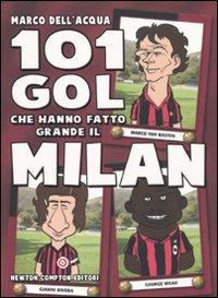 101 gol che hanno fatto grande il Milan
